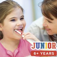 Oral-B Brosse à dents électrique Minnie Junior 6+ D501-Image 3