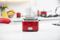 Russell Hobbs Grille-pain Retro Red 21680-56-Image 3