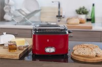 Russell Hobbs Grille-pain Retro Red 21680-56-Image 5