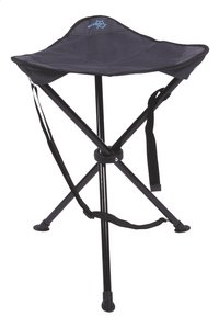 Bo-Camp Tabouret de camping Deluxe anthracite