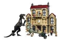LEGO Jurassic World 75930 Indoraptorchaos bij Lockwood Estate-Vooraanzicht