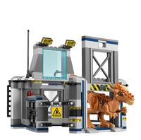 LEGO Jurassic World 75927 L'évasion du Stygimoloch-Avant