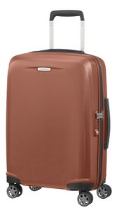 Samsonite Valise rigide Starfire Spinner orange rust 55 cm