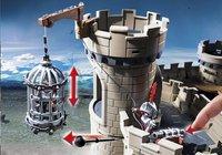 PLAYMOBIL Knights 6001 Citadelle des chevaliers de l'Aigle-Image 4