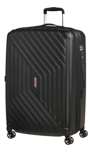 American Tourister Harde reistrolley Air Force 1 Spinner EXP galaxy black 76 cm