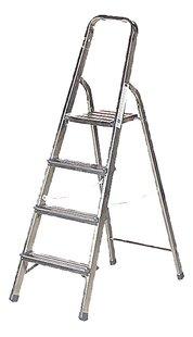 Excelsior aluminium trapladder