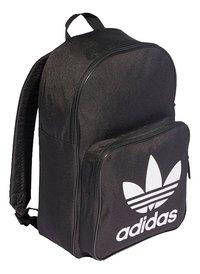 Adidas rugzak Original Classic Trefoil zwart-Linkerzijde