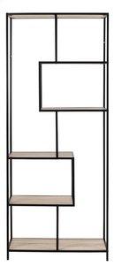 Bibliothèque Seaford - 4 planches-Avant