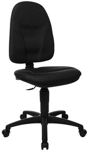 Topstar chaise de bureau Home Chair 50  noir