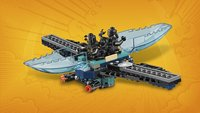 LEGO Super Heroes 76101 Outrider shuttle aanval-Afbeelding 1