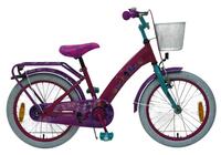 Vélo pour enfants Trolls 18' (monté à 95 %)
