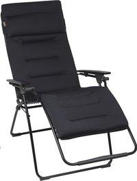 Lafuma Chaise longue Futura Clip XL Air Comfort new acier