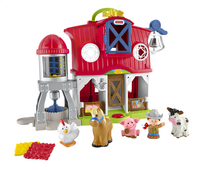Fisher-Price Little People Dierenverzorgingsboerderij-Linkerzijde