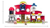 Fisher-Price Little People Dierenverzorgingsboerderij-Artikeldetail