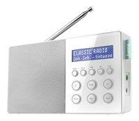 Hama digitale radio DR10 wit