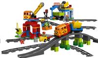 LEGO DUPLO 10508 Luxe treinset-Vooraanzicht