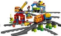 LEGO DUPLO 10508 Mon train de luxe-Avant