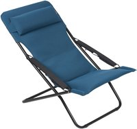 Lafuma chaise longue Transabed XL Plus Air Comfort coral blue