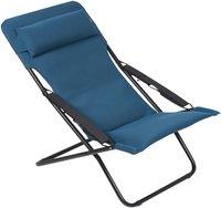 Lafuma ligstoel Transabed XL Plus Air Comfort coral blue