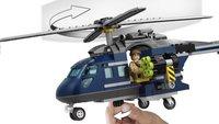 LEGO Jurassic World 75928 Helikopterachtervolging van Blue-Afbeelding 2