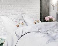 Sleeptime Essentials Dekbedovertrek Live, Love, Laugh 2 microvezel 140 x 220 cm-Afbeelding 2