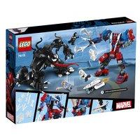 LEGO Spider-Man 76115 Spider Mecha vs. Venom-Achteraanzicht