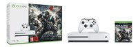 XBOX One S console 1TB + Gears of War 4 ENG/FR