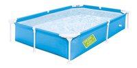 Bestway piscine pour enfants My First Frame bleu-commercieel beeld