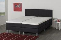 Surmatelas avec mousse à mémoire forme et tissu Coolmax® 180 x 200 cm-Image 1
