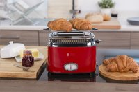 Russell Hobbs Broodrooster Retro Red 21680-56-Afbeelding 4
