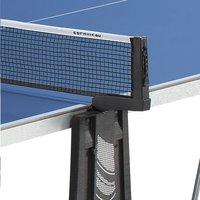 Cornilleau table de ping-pong 300 S Crossover pour l'extérieur bleu-Vue du haut