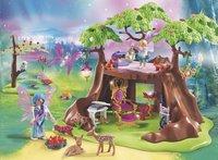 PLAYMOBIL Fairies 70001 Maisonnette forestière des fées-Image 1