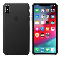 Apple Cover leder iPhone Xs Max zwart-Artikeldetail