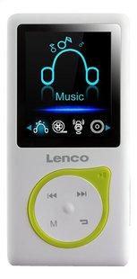 Lenco lecteur MP4 Xemio-668 8 Go Lime-commercieel beeld