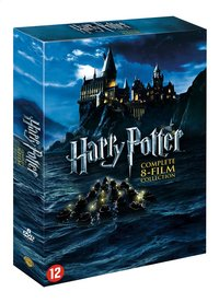 Dvd-box Harry Potter Complete 8-film collection-Linkerzijde