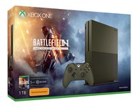 XBOX One S console 1TB Limited edition Battlefield 1 ENG/FR