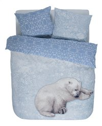 Covers & Co Housse de couette Polar coton 140 x 220 cm-Avant