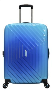 American Tourister Harde reistrolley Air Force 1 Spinner EXP gradient blue 66 cm-Vooraanzicht
