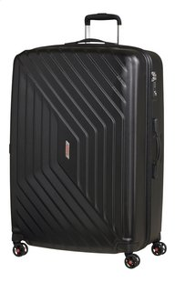 American Tourister Harde reistrolley Air Force 1 Spinner galaxy black 81 cm