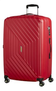 American Tourister Harde reistrolley Air Force 1 Spinner EXP flame red 76 cm