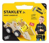 Stanley Jr. kit de construction Bulldozer-Arrière
