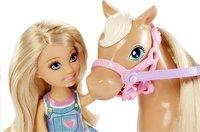 Barbie speelset Club Chelsea: Chelsea & Pony-Artikeldetail