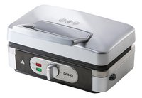 Domo Croque-wafelijzer-grill Snack Maker 3-in-1 DO9136C-Vooraanzicht