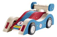 Stanley Jr. kit de construction Voiture de sport à rétrofriction-Avant