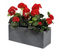 MCollections rechthoekige bloembak L 40 cm-Artikeldetail