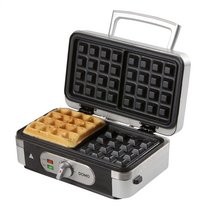Domo Croque-gaufre-gril Snack Maker 3-in-1 DO9136C-Image 3