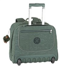 Kipling cartable à roulettes Clas Dallin Dark Green C 42,5 cm