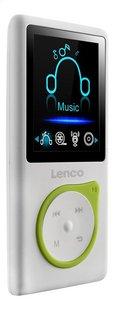 Lenco lecteur MP4 Xemio-668 8 Go Lime-Côté gauche