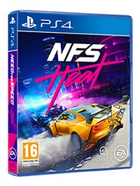 PS4 Need for Speed Heat FR/ANG-Côté gauche