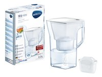 Brita Waterfilter fill & enjoy Navelia cool white 2,3 l-Artikeldetail